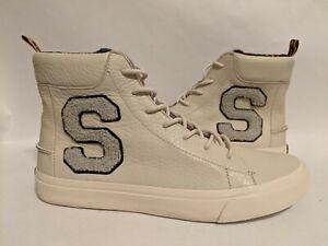 Sperry Top Sider New Striper II Hi Top Men Size USA 9 Boots
