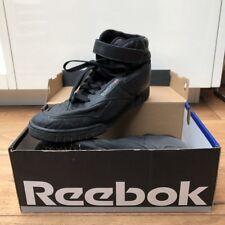Vintage Retro Men's Reebok Hi-Top Trainers (Size UK 8)