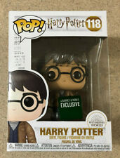Funko Pop! Harry Potter #118 Barnes & Noble Exclusive 2 Wands Figure