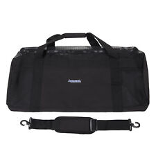 Aquacraft® Extra Large Collapsible Ballistic Mesh Duffel with Shoulder Strap