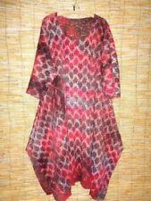 4XL in Größe Lagenlook Damenkleider