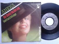 "Aneka / Ooh Shooby Doo Doo Lang 7"" Vinyl Single 1982 mit Schutzhülle"