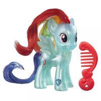 My Little Pony Friendship is Magic ~ PEARLESCENT Rainbow Dash Explore Equestria