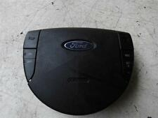 FORD MONDEO MK3 STEERING WHEEL AIRBAG WITH CRUISE CONTROLS