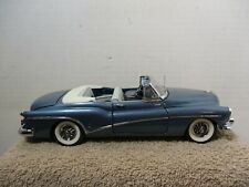 DANBURY MINT ~ 1/24 ~ 1953 BUICK SKYLARK ~ BLUE