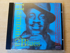 Harmonica Blues/1999 CD Album/Sonny Boy Williamson/Jed Davenport/Sonny Terry