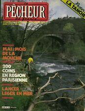 Revue le pêcheur de France No 4 Mai 1983
