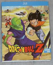 Dragon Ball Z: Staffel fünfte 5 Complete - Blu-ray Box-Set - Neue & versiegelten