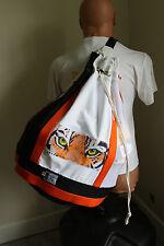 Handmade, Large Sparring Kit Bag, Martial Arts, Gym Bag, Upcycled 550