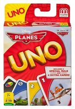 Disney Planes Uno Card Game - BGG50 - New