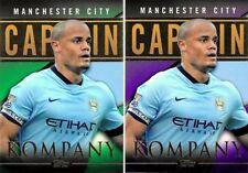 Single Football Trading Cards Season 2014