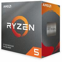 AMD AM4 Ryzen 5 3600 Six Core 3.6GHz 65W CPU 100-100000031BOX