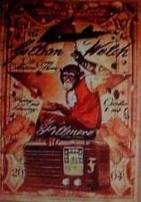 Gillian Welch Fillmore Poster Old Crow Medicine Show Original F635 Craig Howell