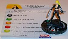 YELENA BELOVA #019 #19 Captain America HeroClix