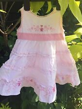 Girls 18-24 Months Cute Outfit From Debenhams Novel In Design;