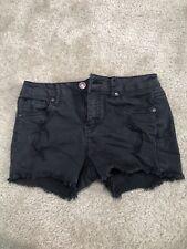 Black Tillys Shorts Size- Kids 12