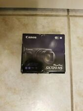 CANON SX720 HS POWERSHOT 20.3MP 4K RED DIGITAL CAMERA BRAND NEW