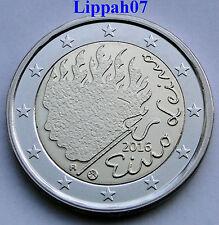 Finland speciale 2 euro 2016 Eino Leino UNC