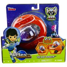 Miles From Tomorrowland Hot Saucer Spaceship Rocket Vehicle Toys For Boys Age 3