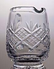 THOMAS WEBB CRYSTAL CHILTERN CUT GLASS WATER JUICE JUG WINE PITCHER