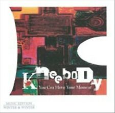 KNEEBODY - YOU CAN HAVE YOUR MOMENT [DIGIPAK] NEW CD