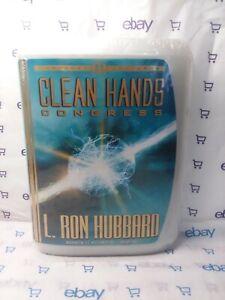 CLEAN HANDS CONGRESS LECTURES L. RON HUBBARD Washington  Dec. 1961 - Jan  1962
