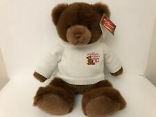 Lord and Taylor 100th anniversary Plush Bear NWT 2002 collectors edition Gund