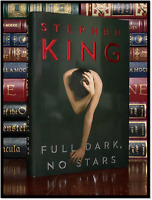 Full Dark No Stars ✎SIGNED✎ by STEPHEN KING Hardback 1st Edition First Printing