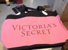 A Victoria's Secret tote bag pink on one side  the other side red brand new