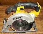 """DeWalt DCS393 20V Max 6-1/2"""" Circular Saw Pre-Owned w/used blade photo"""