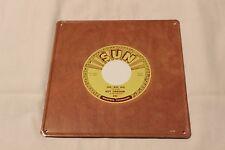 Roy Orbison Bear Family Original  Hits Series Metal Card NO. 3- SUN 242 OOBY DOO