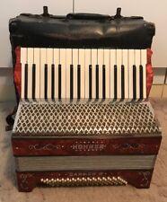 More details for hohner accordian carmen iv