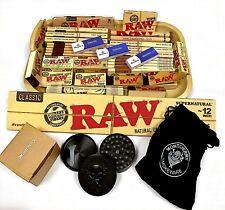 Raw Mini / Petit/Grand / XXL Plateau / Boîte Aubaines avec Tous Produits