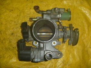 Throttle Body Automatic Transmisssion GLE GXE 1.6L 1.6L Fits 95 96 Sentra