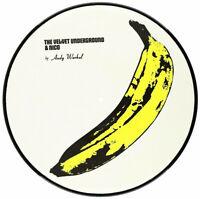 THE VELVET UNDERGROUND : THE VELVET UNDERGROUND & NICO : PICTURE DISC VINYL LP