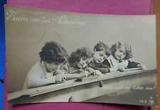 Erster Weltkrieg (1914-18) Normalformat frankierte Sammler Motiv Ansichtskarten