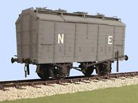 Slaters 7042a O Gauge LNER Bulk Alumina Wagon Kit