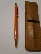 More details for cartier pencil rare 3 ring pencil lovely condition