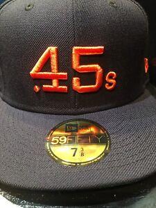Houston Colt .45s New Era 59FIFTY Cap Hat 7 3/8 (Astros)