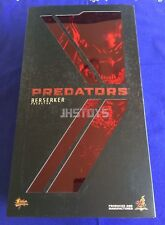 Hot Toys 1/6 Predators Tracker Predator with Hound MMS130