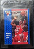 1991 FLEER #29 MICHAEL JORDAN CHICAGO BULLS HOF MINT