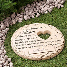 Personalized Garden Stone In Decorative Garden Stepping Stones For