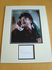 Kenneth Connor Carry On Genuine signed authentic autograph - UACC / AFTAL