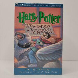 Harry Potter and the Prisoner of Azkaban Cassette Book on Tape NIB