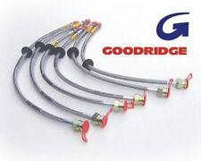 Goodridge 14116 G-Stop SS Brake Line Kit for 96-00 Suburban Tahoe 96-99 Yukon