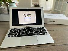 "Apple MacBook Air 11"" (Mid 2013) i5 1.3GHz  4GB, 128GB SSD - W/ Original Box"