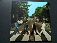 THE BEATLES ABBEY ROAD LP RECORD MINT CONDITION SEALED COPY