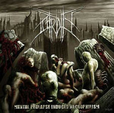 PUTRIDITY - Mental Prolapse induces... CD (Permeated Rec., 2007) *Death Metal