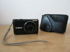 Canon PowerShot A2200 HD Digital Camera with 2 Battery & Lowepro Case - lovely