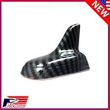 Universal Carbon Fiber Air Vortex Generator Shark Fin Decorative Fake Antenna P1